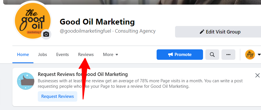 Get More Reviews – Google My Business